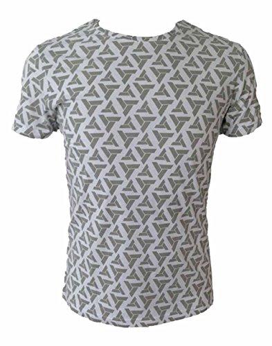 Preisvergleich Produktbild Assassin's Creed T-Shirt -S- All over Printed, gra