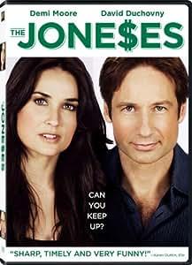Joneses [DVD] [2009] [Region 1] [US Import] [NTSC]
