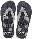 Lotto Men's Navy/Grey Hawaii House Slippers - 8 UK/India (42 EU)