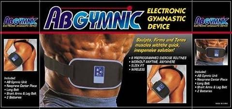 Abgymnic Muscle Toning Belt - Ab Toner