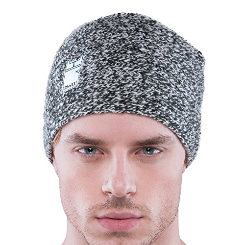 Gorro Scaldacollo in cachemire Unisex Bullish Grigio Scuro