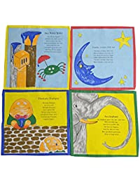 Nursery Rhymes Children's Handkerchiefs