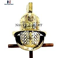 nautique Mart romain Gladiator casque médiéval Armour Wearable Halloween