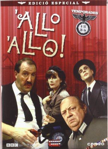 Allo, Allo – Temporades 1-4 [DVD] 51i bFNLhUL