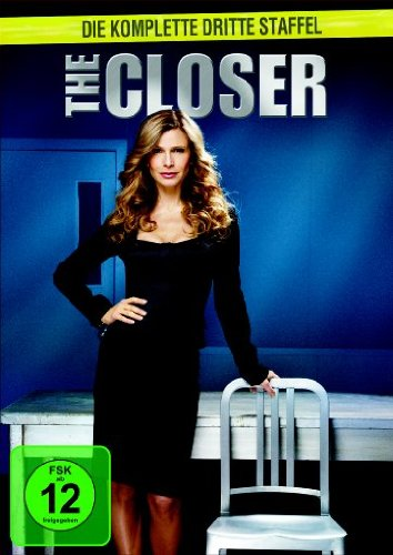 the closer staffel 3 4 dvds preisbarometer. Black Bedroom Furniture Sets. Home Design Ideas