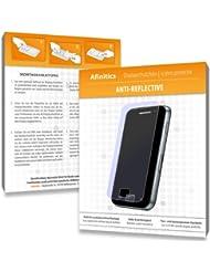 Afinitics 3MX090122 antireflektierend hartbeschichtet Displayschutzfolie für Eagle IntelliMap 640C/640-C (3-er Pack)