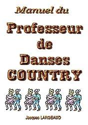 Manuel du professeur de danses country