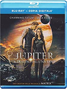 Jupiter - Il Destino dell'Universo (Blu-ray)