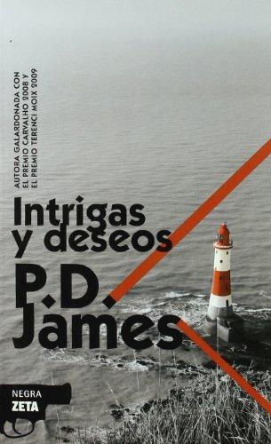 Intrigas y Deseos Cover Image