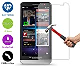 ZeWoo Display Glas Panzerfolie für BlackBerry Z30 (NICHT FÜR BlackBerry Z3) Glasfolie Hartglas Schutzfolie 9H *2.5D, nur 0,33mm dünn