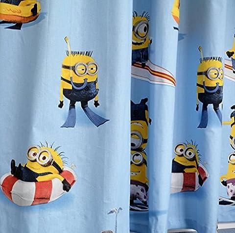 Vorhang, Gardine, Schal mit Kräuselband