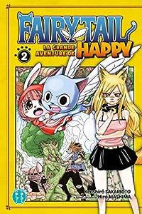 Fairy Tail - la Grande Aventure de Happy Edition simple Tome 2
