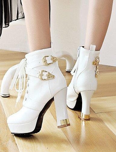 ShangYi Mode Frauen Schuhe Damenschuhe Heels / Plattform / Fashion Stiefel  Outdoor / Büro & Karriere ...