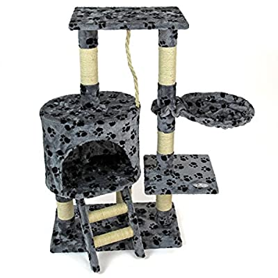 Cat Tree Activity Centre with Scratching Post by Easipet