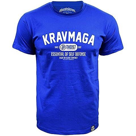 Krav Maga Essential Di Self Defense, MMA T-shirt