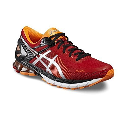 asics-gel-kinsei-6-chaussures-de-running-homme-orange-rouge-modele-425-2016