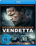 Vendetta - Alles was ihm blieb war Rache [Blu-ray] -