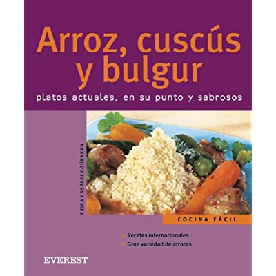 Arroz, Cuscus Y Bulgur/rice, Couscus And Bulgur