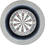 Bulls termote LED Dartscheibe Beleuchtung System–Grau–mit Schwarz Surround