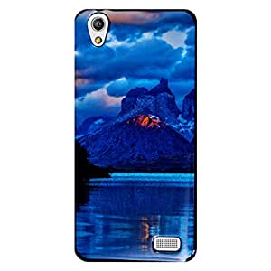 Shopme Printed Designer Back cover_5787_for Karbonn Quattro L52 VR