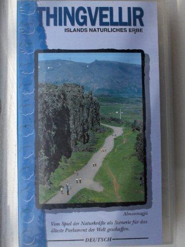 Erbe Natürliche (Thingvellir - Islands natürliches Erbe)