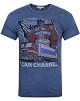 Junk Food Transformers I Can Change Mens T-Shirt