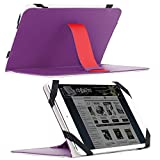 ebestStar - pour tablette PC 6.8' 7' 8.0' (17,5cm  longueur  20,6cm et 9,8cm  largeur  13,0cm) Etui Housse universelle Couleur VIOLET (mauve). Ex compatible : Galaxy Tab A 2016 7.0, Tab S2 8.0, Tab 2 3 4 7.0 / iPad Mini 2 3 4 / Lenovo IdeaTab A7, Tab 3 7.0, TAB2 A7 / Archos 70 Platinum 70b Copper 70b Helium / Acer ICONIA One 7 / Asus ZenPad C 7.0 / Google Nexus 7, Kobo VOX, Aura H2O, 7' MID, Apad, Epad, Alldaymall A88X, Dragon Touch Tablet PC Y88X, Yuntab Q88 ...