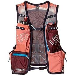 Ultimate Direction aventura VESTA V4 Mujer Hidratación Camiseta Para Correr/Mochila Coral - Coral, XS-S