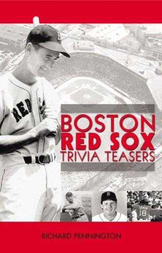 Boston Red Sox Trivia Teasers por Richard Pennington