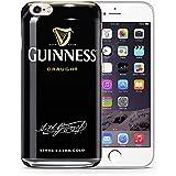 iPhone 5/5s Bier Silikonhülle / Gel Hülle für Apple iPhone 5s 5 SE / Schirm-Schutz und Tuch / iCHOOSE / Guinness