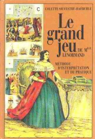 Le grand jeu de mademoiselle Lenormand