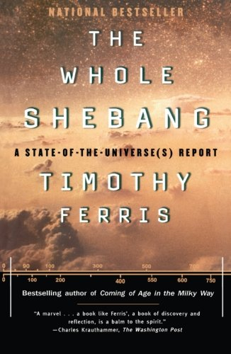 The Whole Shebang: A State of the Universe Report: A State-of-the-Universe(s) Report