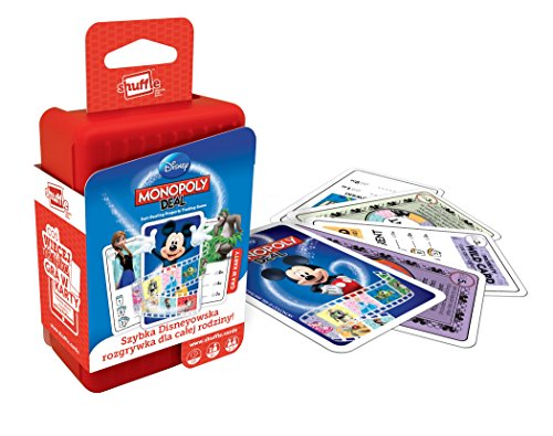Monopoly Deal Disney