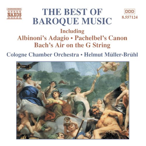Best Of Baroque Music (Cologne...