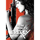 everly DVD Italian Import by salma hayek