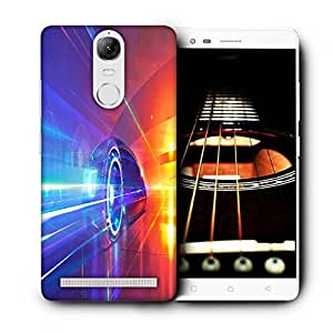 Snoogg Speed Car Printed Protective Phone Back Case Cover For Lenovo K5 Note