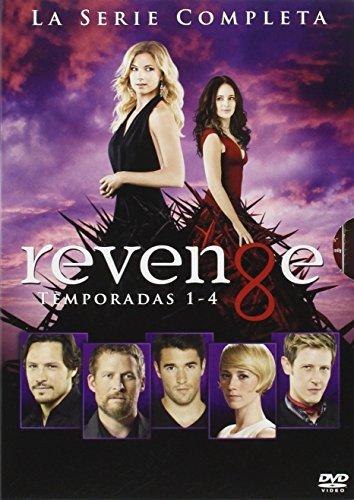 Revenge – Temporadas 1-4 (Serie Completa) [DVD] 51i xeZHSGL
