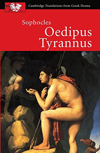 Sophocles: Oedipus Tyrannus (Cambridge Translations from Greek Drama) (Buch Rex Oedipus)