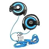 Les Trésors De Lily P2772 - Ecouteurs sport 'Coloriage' bleu (be mix)