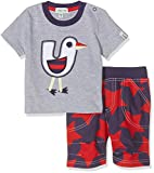 Lilly and Sid Nelson Duck Woven Shorts Set, Conjunto de Ropa para Bebés, Multicoloured (Multicoloured), 18-24 Meses