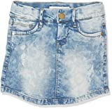 NAME IT Mädchen Rock Nittime Slim Dnm Skirt Nmt Noos, Blau (Light Blue Denim), 140