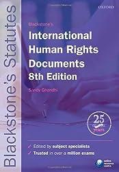 Blackstone's International Human Rights Documents (Blackstone's Statutes) (Blackstone's Statute Series)