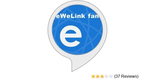 eWeLink fan: Amazon co uk: Alexa Skills