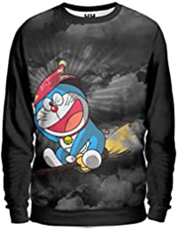 Noorhero - Sudadera Hombre - Doraemon