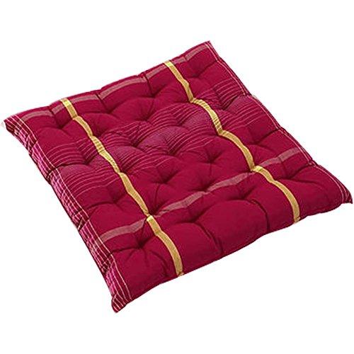 Blancho Qualitäts-weicher Baumwolle Kissen-Streifen-Muster-Matte -