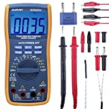 Kuman RMS 6000 Digital Multimeter Voltage Current Measurement Resistance WH5000A