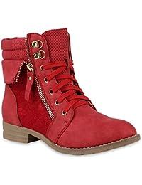 7f52d3ac1027b Suchergebnis auf Amazon.de für: rote stiefel - Schuhe: Schuhe ...