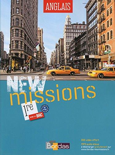New missions première manuel + DVD ROM 2015 por Séraphine Lansonneur