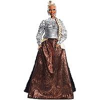Mattel Barbie fpw25–Barbie Signature el tiempo rätsel Mrs. Qué Barbie Muñeca