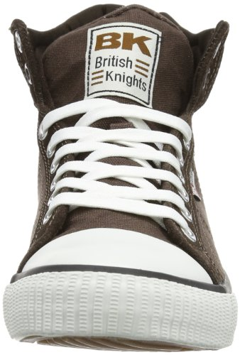 British Knights ECLIPSE HI, Hi-Top Slippers homme Marron - Braun (dk.brown 3)